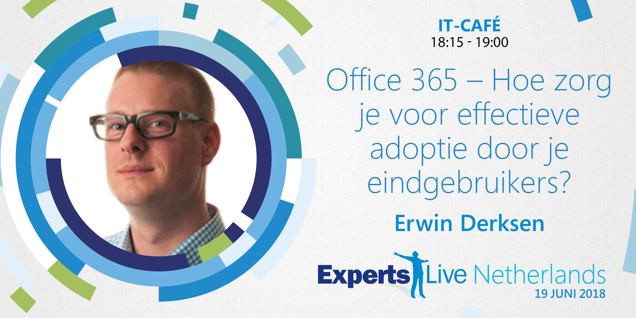 Experts Live - Office 365 - Erwin Derksen